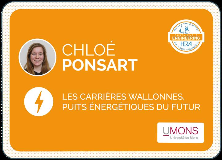 Chloé Ponsart