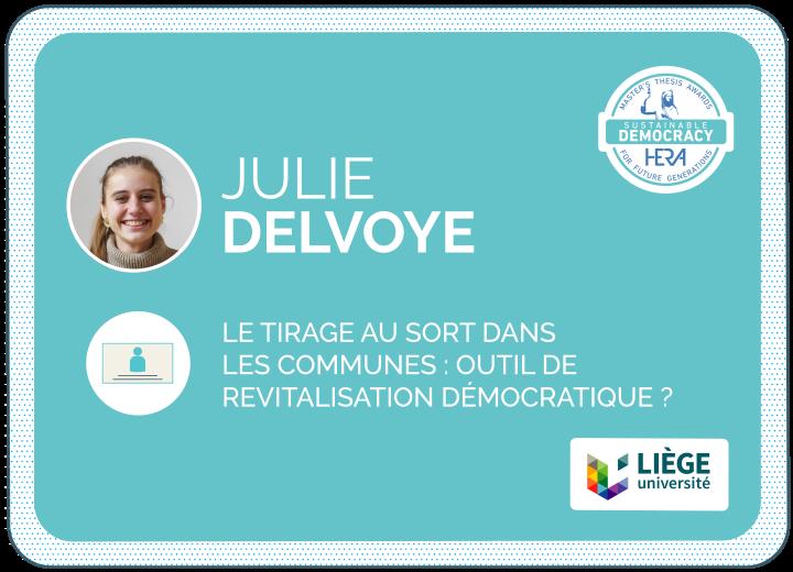 Julie Delvoye