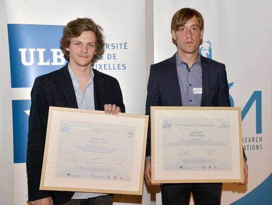 Lauréats HERA 2013