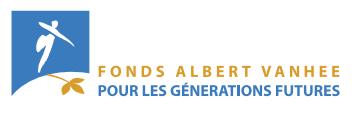 Logo Fonds Albert Vanhee pour les Générations Futures