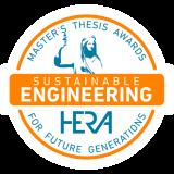 Logo Master's Thesis Award - Sustainable Engineering