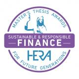 Logo Master's Thesis Award – Sustainable & Responsible Finance