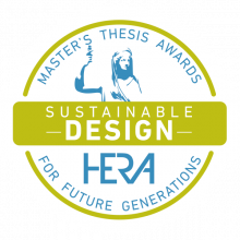Logo Master's Thesis Award - Sustainable Design