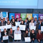 cérémonie de remise des HERA Awards 2017 Uliège