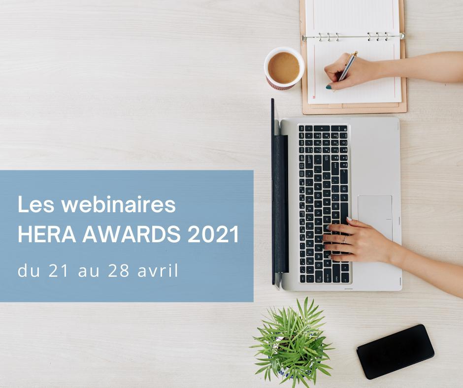 Webinaires HERA Awards