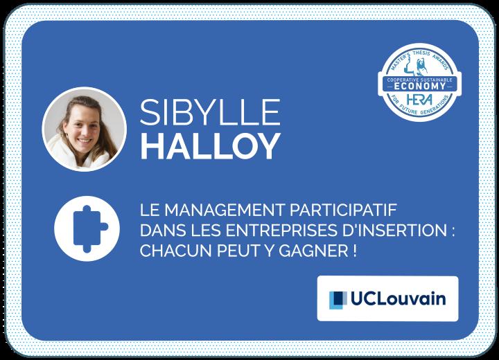 Sibylle Halloy