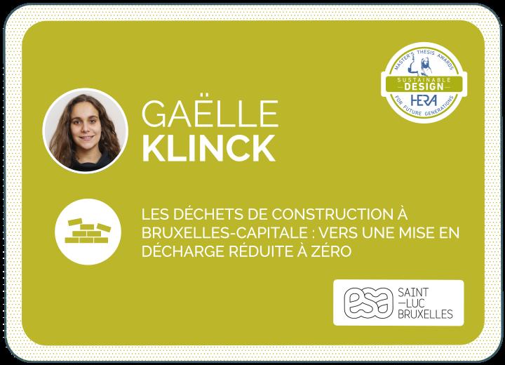 Gaëlle Klinck