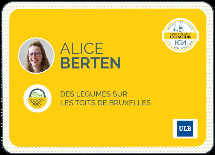 Alice Berten