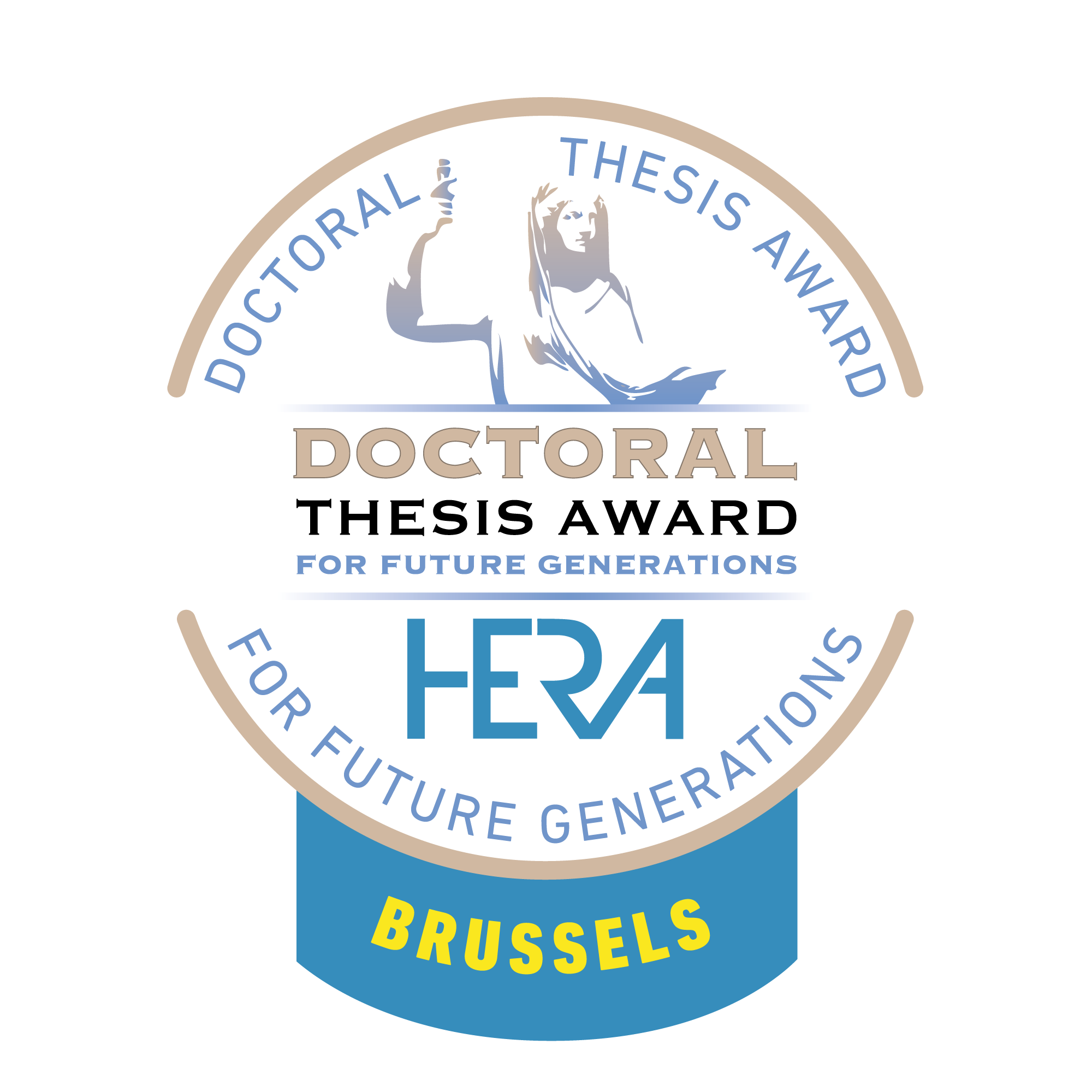 Logo Special HERA Award Brussels for Future Generations