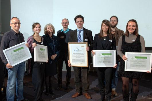 Lauréats HERA 2011