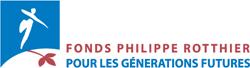 LOGO Fonds Philippe Rotthier pour les Générations Futures