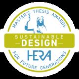 Logo Master's Thesis Award - Sustainable Design
