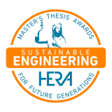 Logo Master's Thesis Award - Sustainable Engineering
