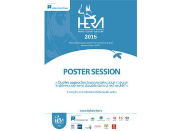 Poster Session cover